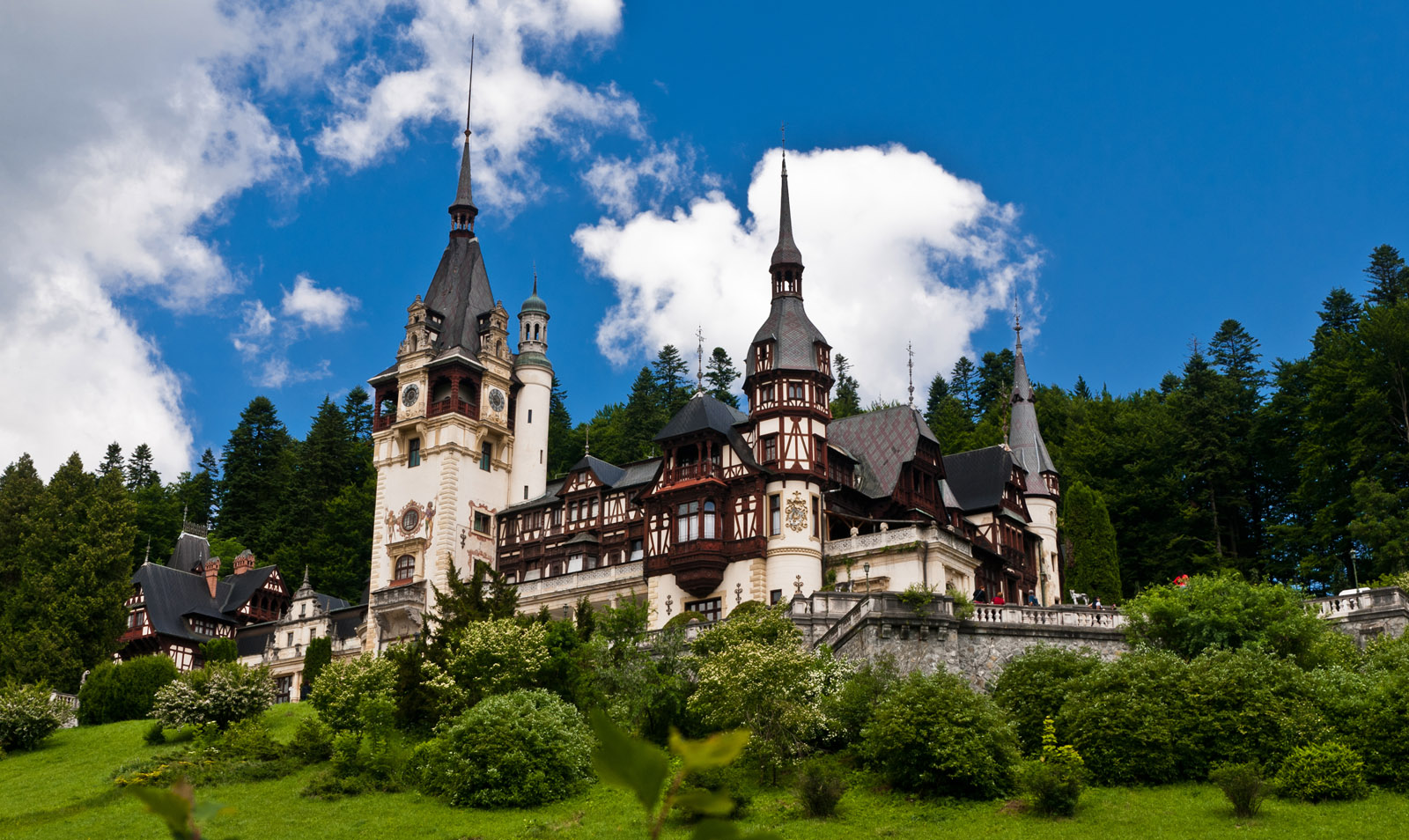 Visit Dracula and Peles Castle Tour